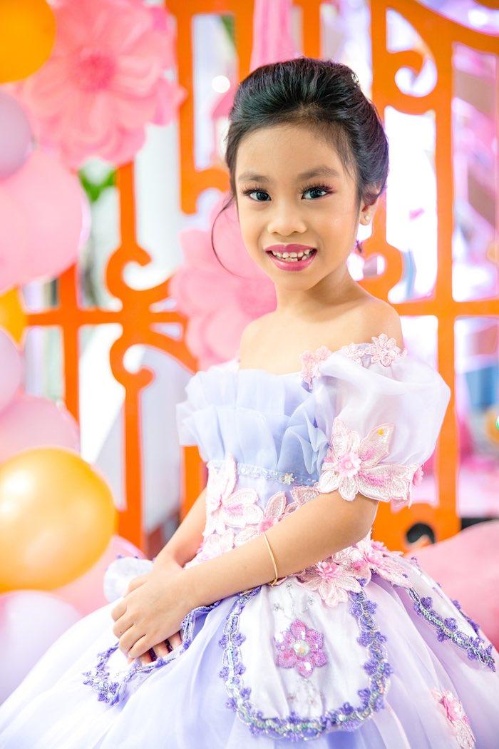 Disneyland Princesses Birthday Party on Kara's Party Ideas | KarasPartyIdeas.com (8)