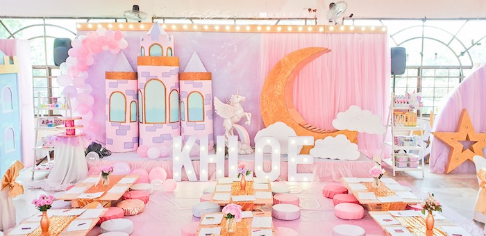 Dreamy Unicorn Birthday Party on Kara's Party Ideas | KarasPartyIdeas.com (15)
