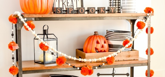 Halloween Decorating Front Entryway Decor Ideas by Kara's Party Ideas for JCPenney-14