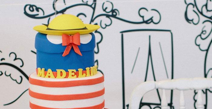 Madeline in Paris Inspired Birthday Party on Kara's Party Ideas | KarasPartyIdeas.com (2)