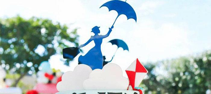Mary Poppins Birthday Party on Kara's Party Ideas | KarasPartyIdeas.com (2)