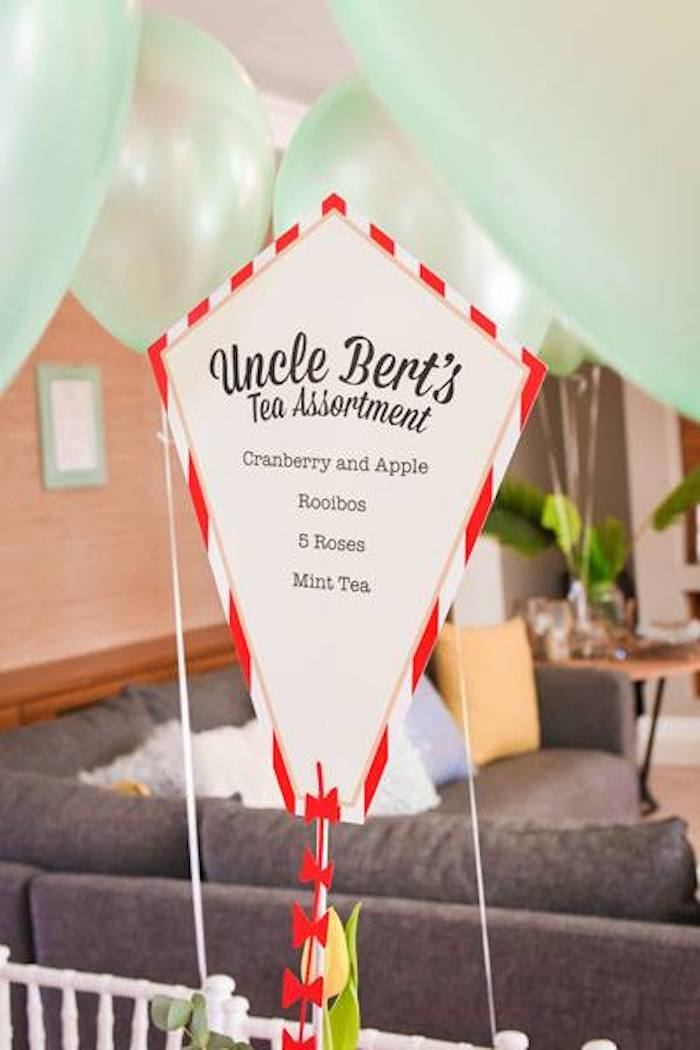 Kite Menu from a Mary Poppins Birthday Party on Kara's Party Ideas | KarasPartyIdeas.com (92)
