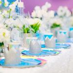 Modern Frozen Birthday Party on Kara's Party Ideas | KarasPartyIdeas.com (1)