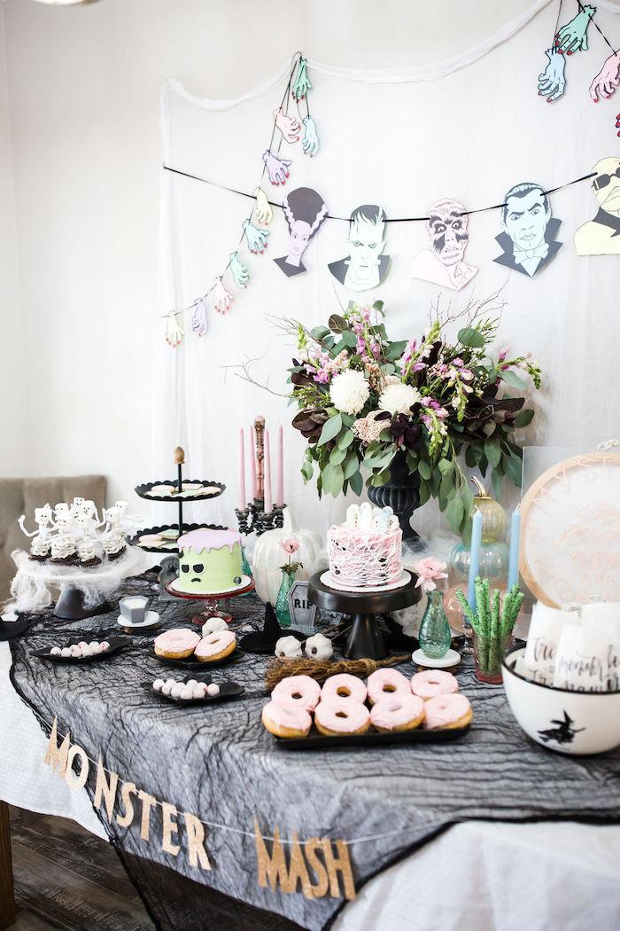 Monster Mash Halloween Party on Kara's Party Ideas | KarasPartyIdeas.com (32)