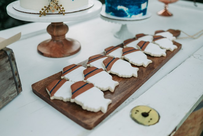 Silhouette Cookies from an Oktoberfest Inspired 1st Birthday Party on Kara's Party Ideas | KarasPartyIdeas.com (33)