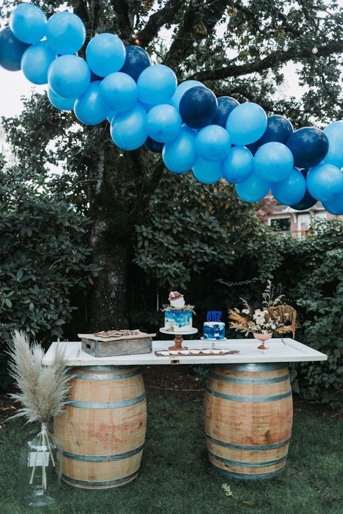 Oktoberfest Inspired 1st Birthday Party on Kara's Party Ideas | KarasPartyIdeas.com (37)