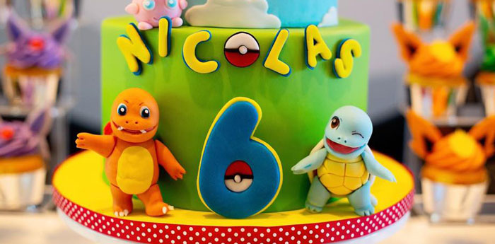 Pokemon Birthday Party on Kara's Party Ideas | KarasPartyIdeas.com (5)