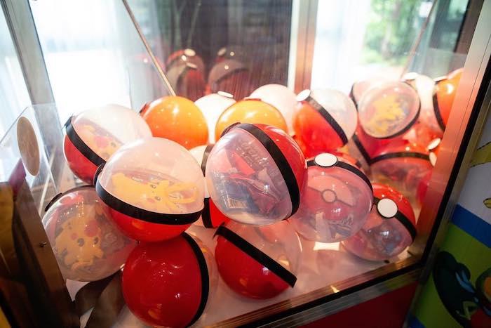 Pokeball Favors from a Pokemon Birthday Party on Kara's Party Ideas | KarasPartyIdeas.com (17)