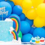 Somewhere Over the Rainbow Birthday Party on Kara's Party Ideas | KarasPartyIdeas.com (4)