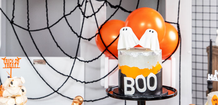 Spooktacular Halloween Party on Kara's Party Ideas | KarasPartyIdeas.com (1)