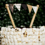"""Happy Camper"" Rustic Camping Birthday Party on Kara's Party Ideas 