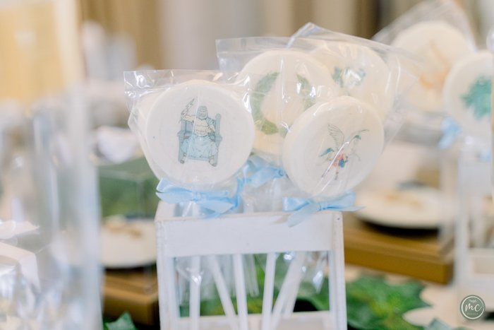 Greek Mythology Lollipops from an Ancient Greece Inspired Birthday Party on Kara's Party Ideas | KarasPartyIdeas.com (22)