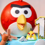 Angry Birds Birthday Party on Kara's Party Ideas | KarasPartyIdeas.com (3)