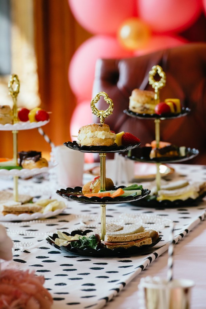 Food Platters from an Elegant Swan Soiree on Kara's Party Ideas | KarasPartyIdeas.com (10)