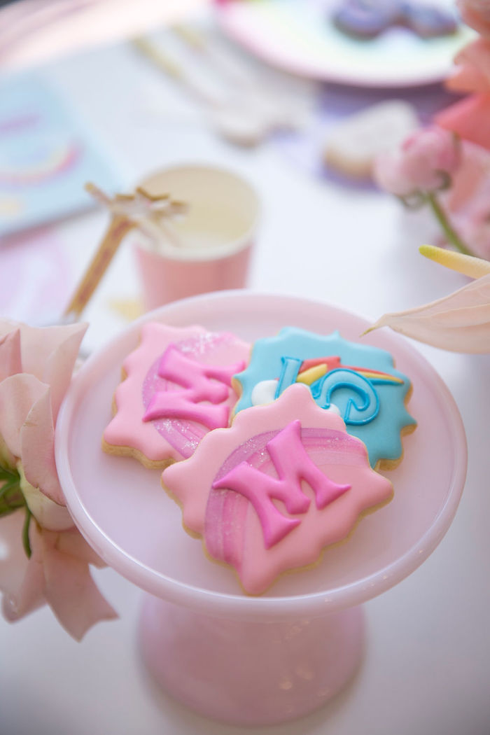 My Little Pony-inspired Cookies from a Friendship is Magic Birthday Party on Kara's Party Ideas | KarasPartyIdeas.com (35)
