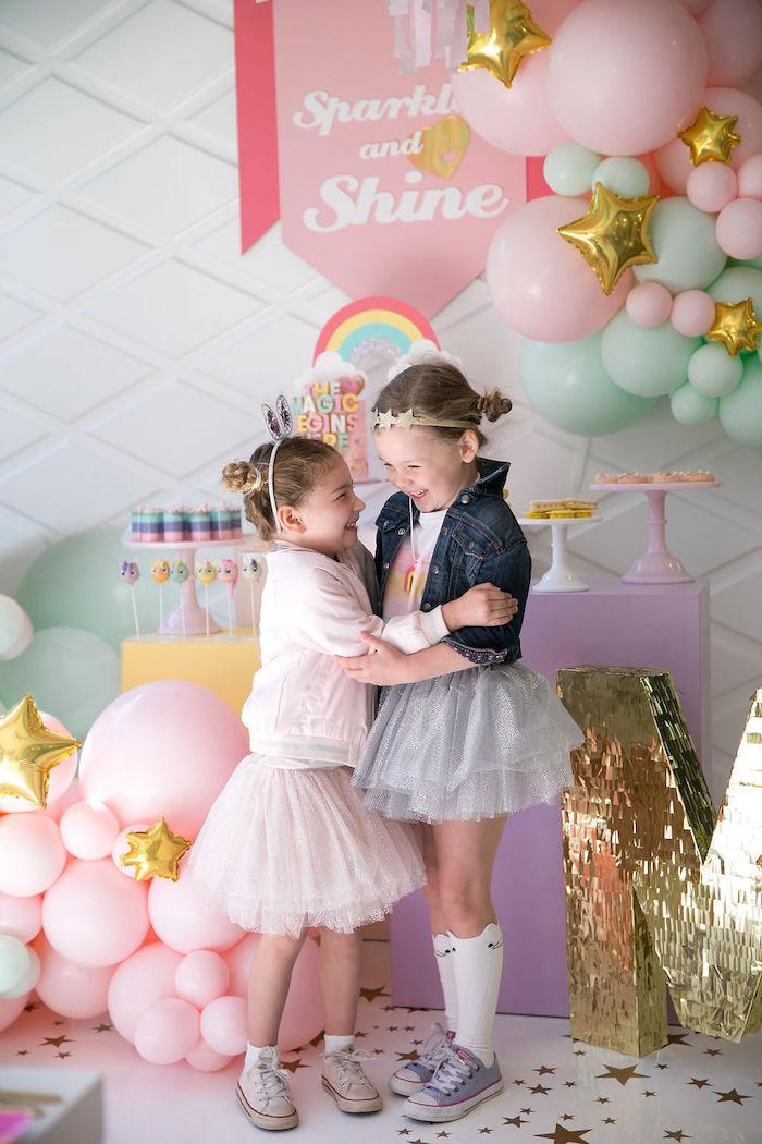 Friendship is Magic Birthday Party on Kara's Party Ideas | KarasPartyIdeas.com (8)