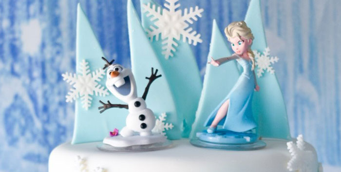 Frozen Birthday Party on Kara's Party Ideas | KarasPartyIdeas.com (2)
