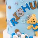 Teddy Bear Prince Birthday Party on Kara's Party Ideas | KarasPartyIdeas.com (2)