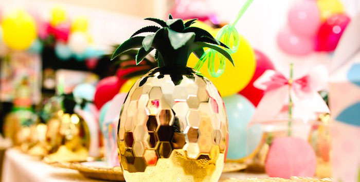 First Birthday Luau on Kara's Party Ideas | KarasPartyIdeas.com (1)