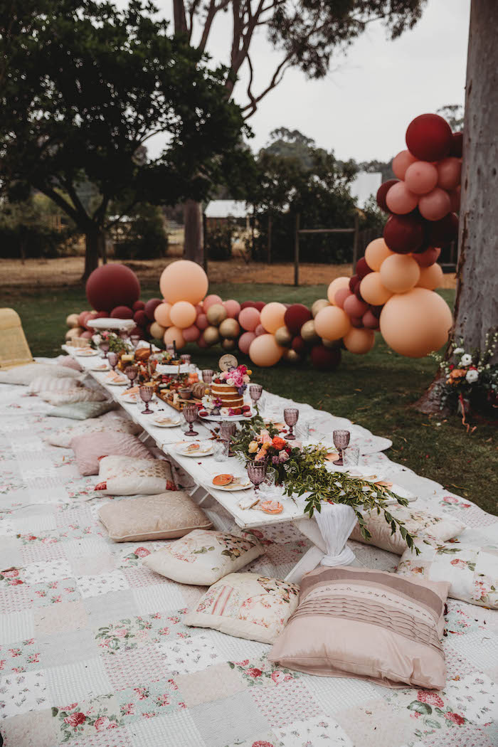 Lavish Baby Sprinkle on Kara's Party Ideas | KarasPartyIdeas.com (9)