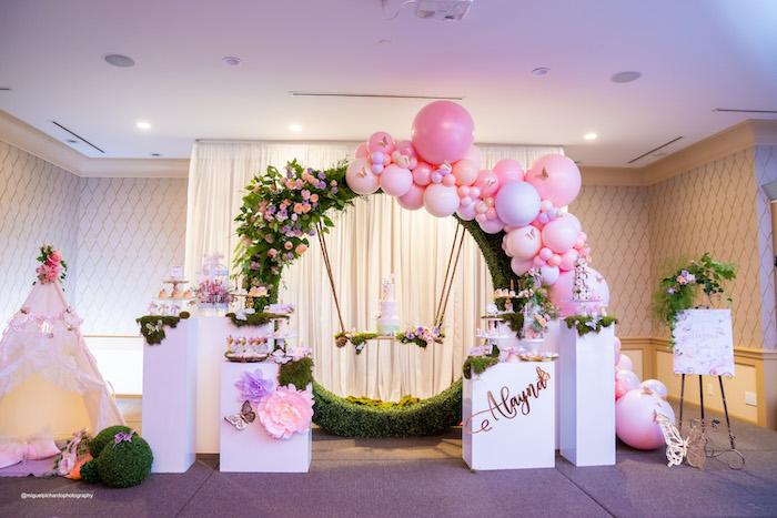 Magical Garden Soiree on Kara's Party Ideas | KarasPartyIdeas.com (9)