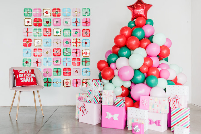 Merry and Bright Christmas Holiday Party on Kara's Party Ideas | KarasPartyIdeas.com (47)