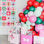 Merry and Bright Christmas Holiday Party on Kara's Party Ideas | KarasPartyIdeas.com (4)