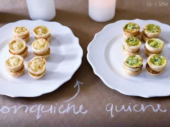Quiche Appetizers from a Nutcracker Birthday Party on Kara's Party Ideas | KarasPartyIdeas.com (11)