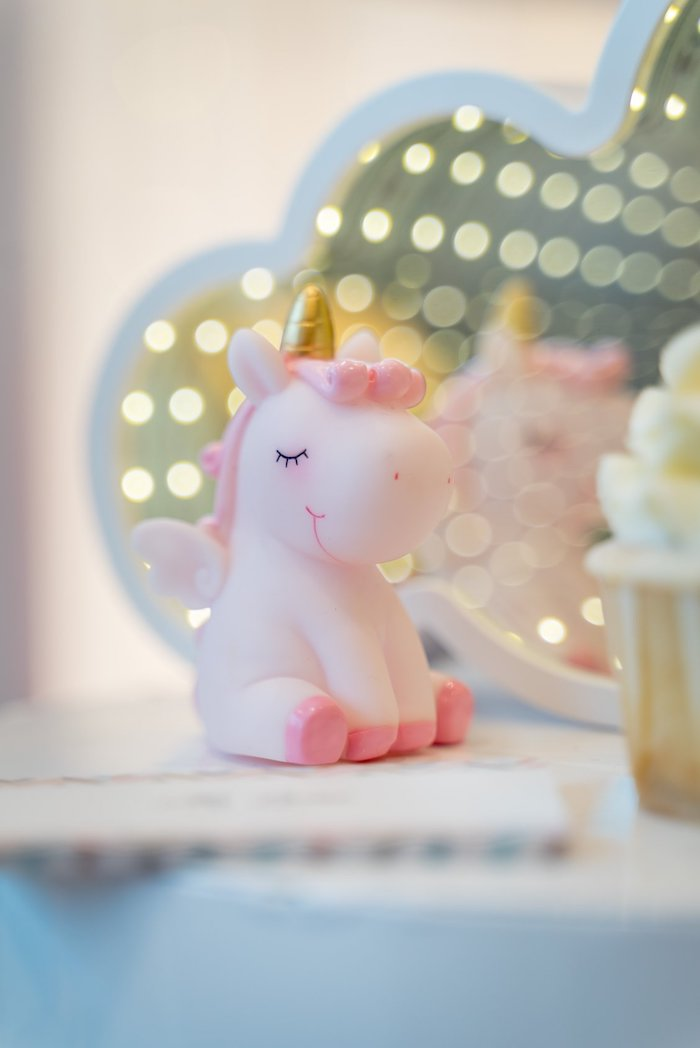 Unicorn Prop from a Sweet Unicorn Full Moon Party on Kara's Party Ideas | KarasPartyIdeas.com (4)