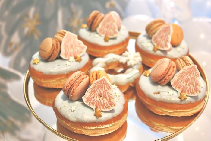 Arctic Doughnuts from an Arctic Doughnuts from an Arctic Wonderland Birthday Party on Kara's Party Ideas   KarasPartyIdeas.com (14)