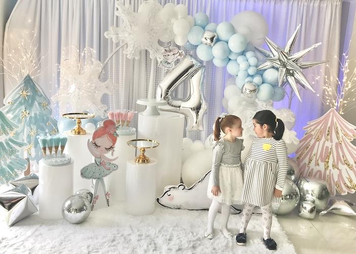 Arctic Wonderland Birthday Party on Kara's Party Ideas   KarasPartyIdeas.com (23)