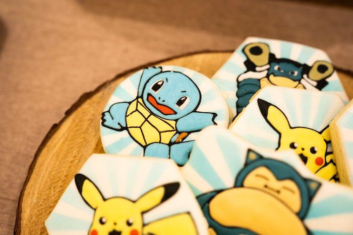 Boho Pokemon Birthday Party on Kara's Party Ideas | KarasPartyIdeas.com (9)