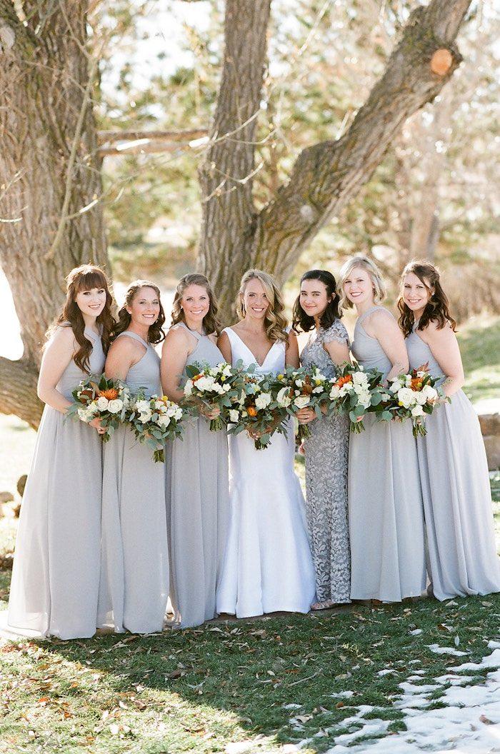 Country Winter Lodge Wedding on Kara's Party Ideas | KarasPartyIdeas.com (36)