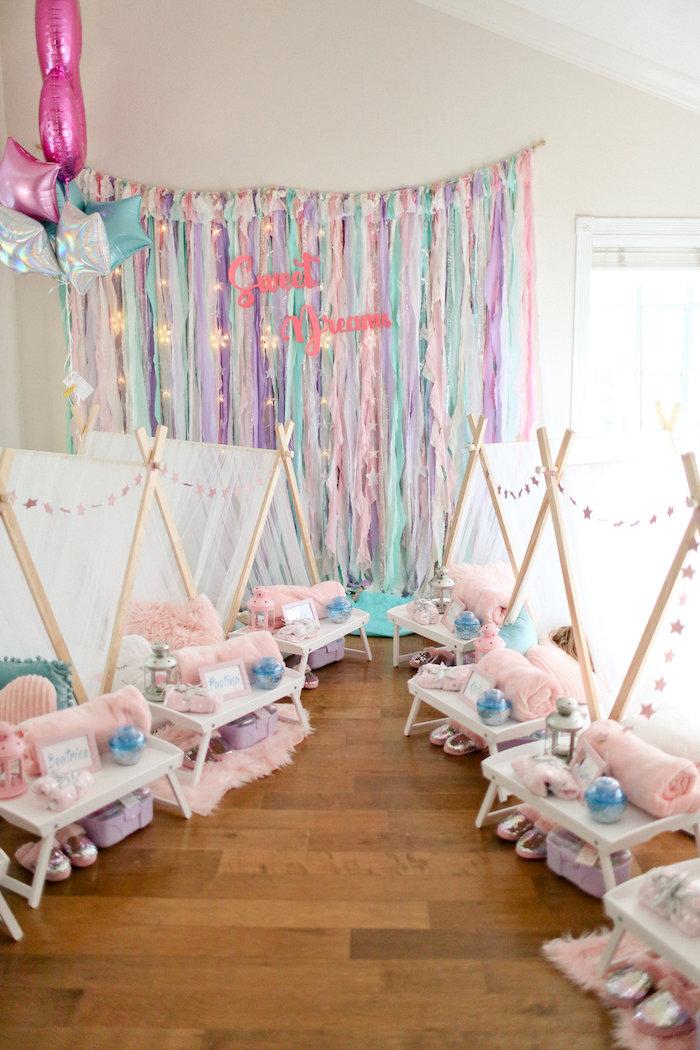 Dolly & Me Sleepover on Kara's Party Ideas | KarasPartyIdeas.com (48)