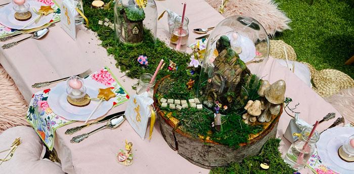 Fairy Garden Birthday Party on Kara's Party Ideas | KarasPartyIdeas.com (3)