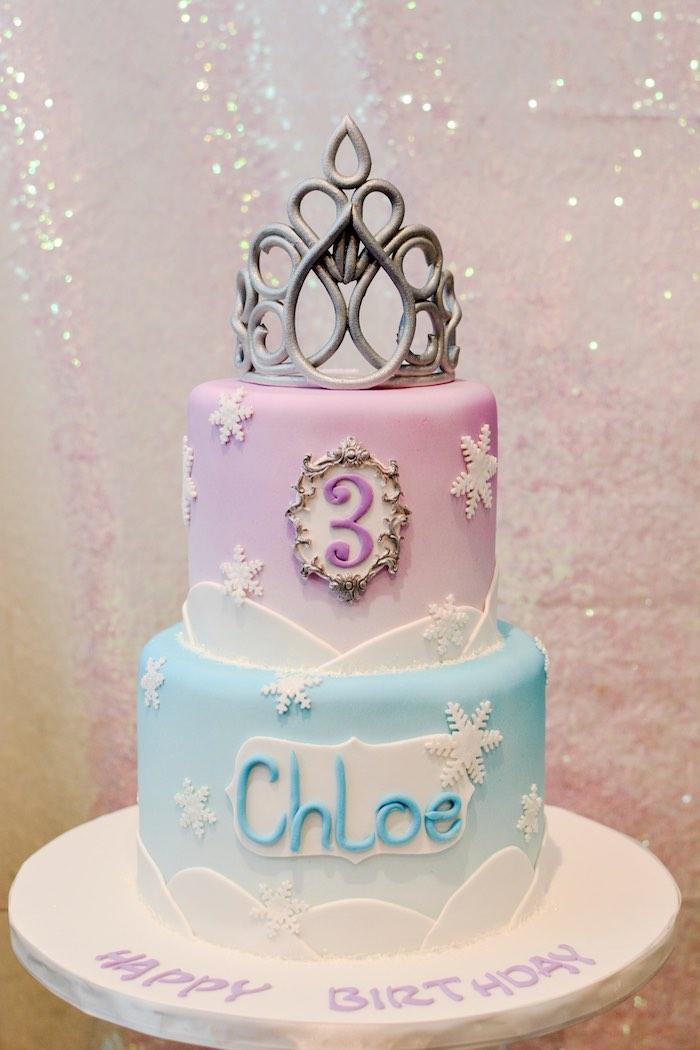 Frozen Birthday Party on Kara's Party Ideas | KarasPartyIdeas.com (15)