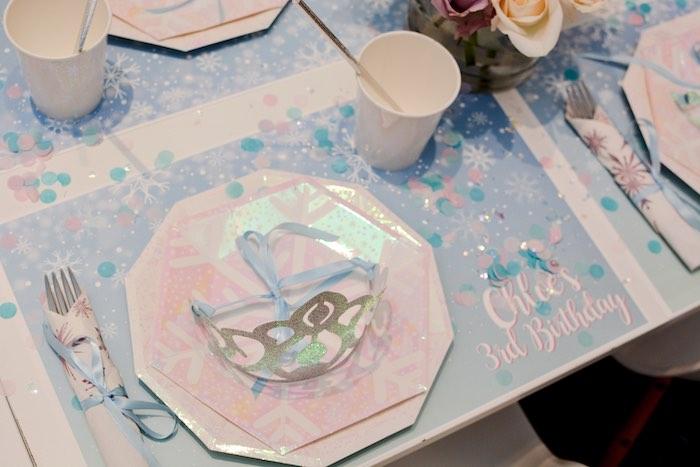Frozen Birthday Party on Kara's Party Ideas | KarasPartyIdeas.com (14)