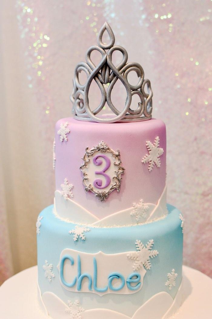 Frozen Birthday Party on Kara's Party Ideas | KarasPartyIdeas.com (16)