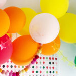 Rainbow Christmas Birthday Party on Kara's Party Ideas | KarasPartyIdeas.com (1)