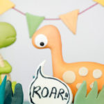 Roar Dinosaur Birthday Party on Kara's Party Ideas | KarasPartyIdeas.com (7)