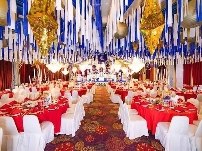 Royal Prince Birthday Party on Kara's Party Ideas | KarasPartyIdeas.com (14)