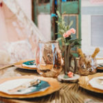 Rustic Boho Sweet 16 Sleepover Party on Kara's Party Ideas | KarasPartyIdeas.com (3)
