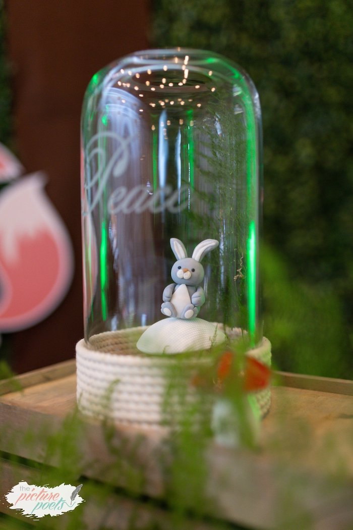 Woodland Animal Birthday Party on Kara's Party Ideas | KarasPartyIdeas.com (9)