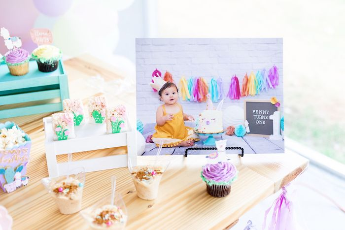 """Whole Llama Fun"" 1st Birthday Party on Kara's Party Ideas | KarasPartyIdeas.com (32)"