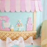Dollhouse + Pastry Shop Birthday Party on Kara's Party Ideas | KarasPartyIdeas.com (4)