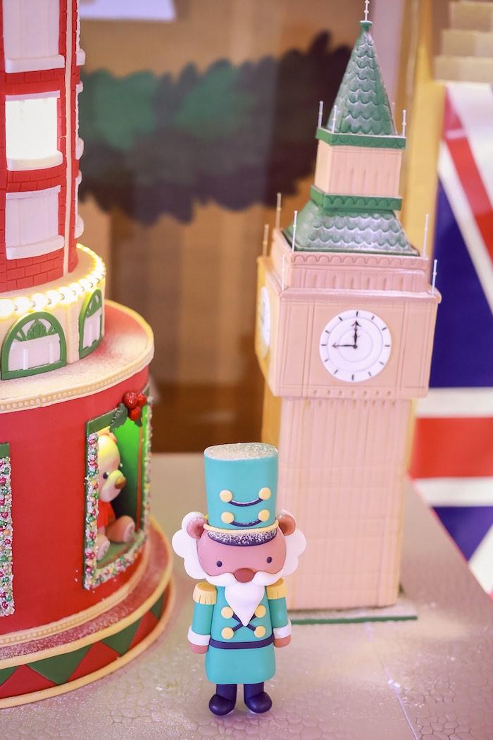 Harrods London Inspired Birthday Party on Kara's Party Ideas   KarasPartyIdeas.com (16)