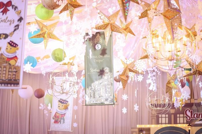 Harrods London Inspired Birthday Party on Kara's Party Ideas | KarasPartyIdeas.com (11)
