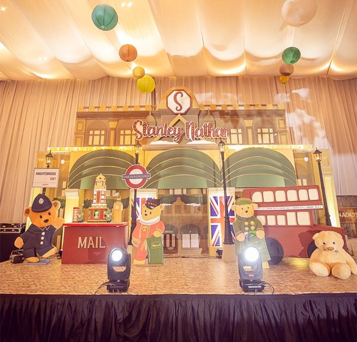 Harrods London Inspired Birthday Party on Kara's Party Ideas   KarasPartyIdeas.com (5)