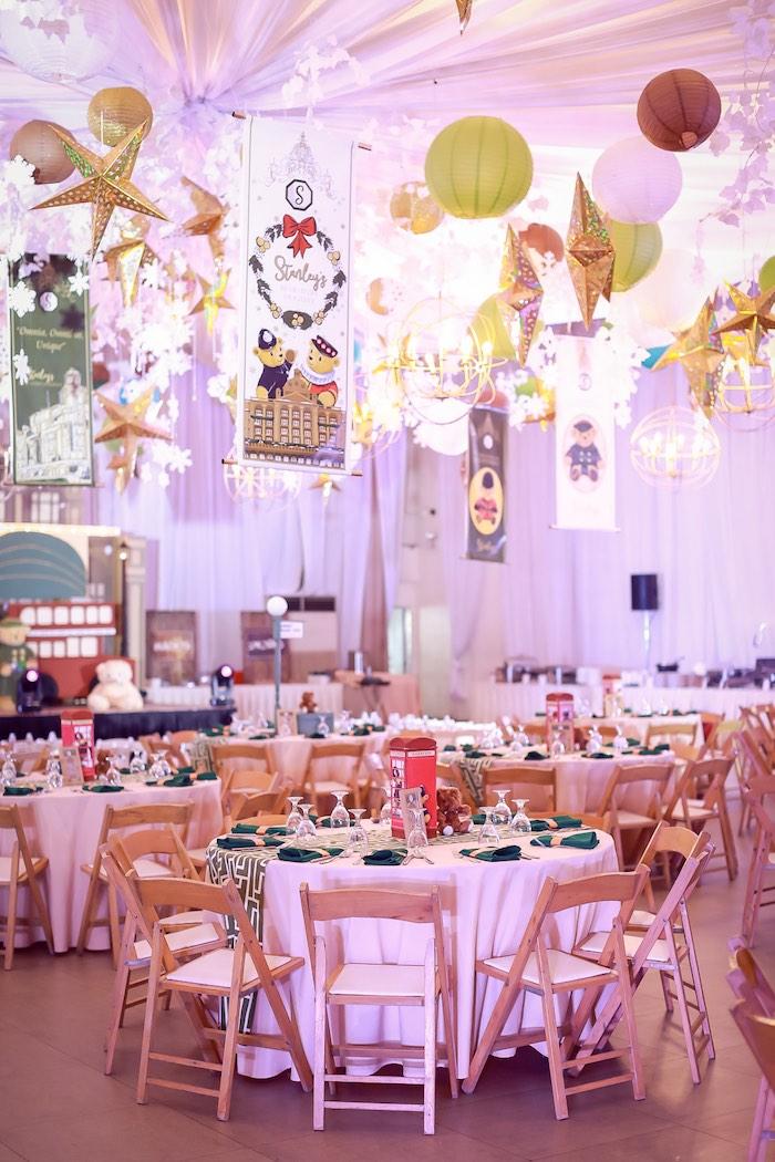 Harrods London Inspired Birthday Party on Kara's Party Ideas | KarasPartyIdeas.com (26)