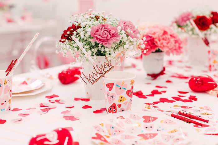 Heartbeat Brunch Valentine's Day Party on Kara's Party Ideas | KarasPartyIdeas.com (42)
